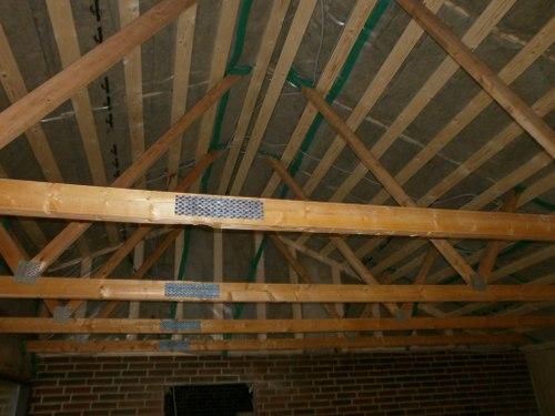 Br15 isolering loft